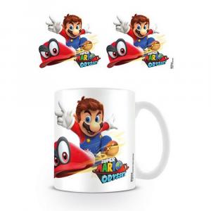 Tazza originale Super Mario Nintendo Mario Odyssey