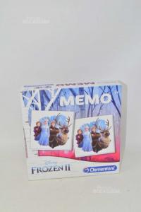 Gioco Memory Clementoni Frozen