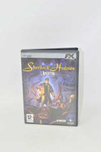 Pc Videogame Sherlock Holmes Lavventura