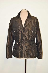 Vest Woman Butxmara Brown Size 48