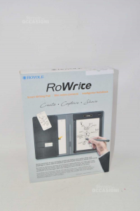 Tablet Rowrite Bloc Notes Royole