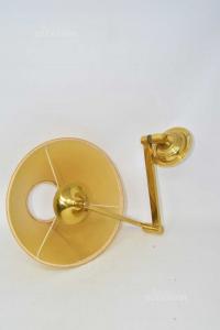Brass Wall Light Snodabile
