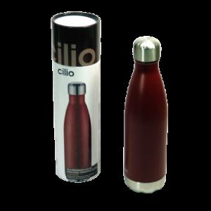 Bottiglia termica 0,5 rosso opale