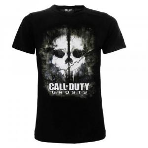 T-Shirt Call of Duty Ghost Teschio  dalla taglia alla XL