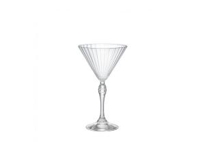 Linea America Confezione Da 6 Pezzi Bicchieri Dof Per Cocktails Martini Collection Collezioni Raffinate Vetro Trasparente Casa Cucina