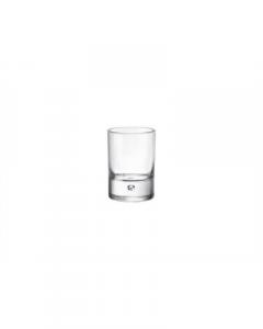 Linea America Confezione Da 6 Pezzi Bicchieri Dof Shots Collection Collezioni Raffinate Vetro Trasparente Casa Cucina