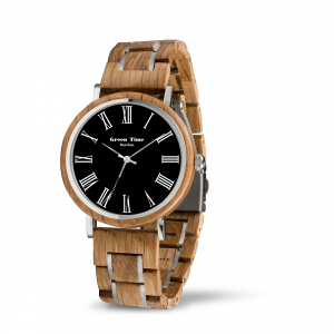 Orologio uomo in legno Green Time Barrique collection ZW132H