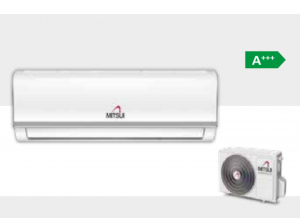 Climatizzatore Condizionatore Mitsui Serie Trend Inverter R32 9000 BTU Classe A++/A+-2