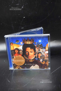 CD Michael Jackson ?– Michael Sony Music