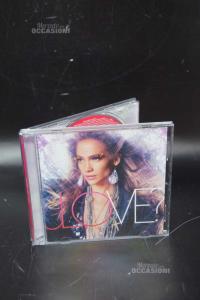 Cd Musica Jennifer LOPEZ-Love?