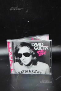 Cd Musica David Guetta One Love
