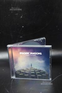 CD Musica Imagine Dragons - Night Visions - CD Album - 2012 Interscope Records