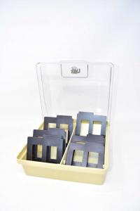 Porta Floppy Disk In Plastica Con Chiavi