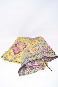 Foulard Fonna Colorful Yellow Purple