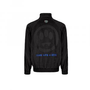 BARROW Cloth Jacket Terry Black