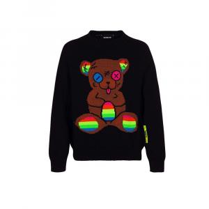 BARROW Sweater Bear Black