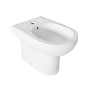 BIDET KLIO FILO MURO                                                   Erogazione rubinetto