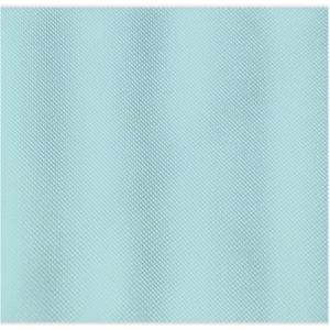 TENDA PER DOCCIA 1 LATO CM. 120 X 200 Mod. Verde Acqua -102-0417