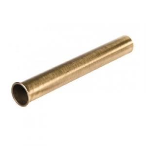 CANOTTO IN OTTONE CON FLANGIA                                          D, 32x300 Bronza/Flangia 11/4