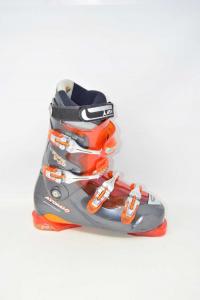 Ski Boots Atomic Thermo Skin N° 42 28.0 Gray Orange