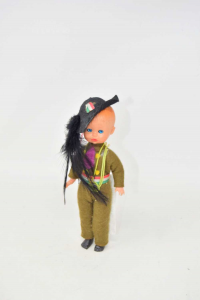 Doll Alpino 17 Cm