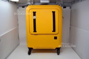 Trolley Rigido Modo By Roncato Giallo Con Astuccio Staccabile 40x56x24 Cm