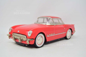 Machine Collectible Chevrolet Mf 318 Red 25 Cm