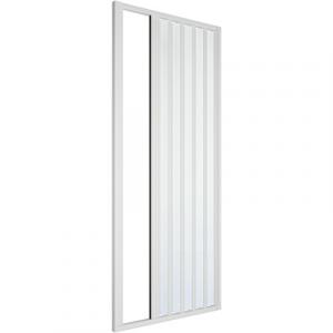 BOX  DOCCIA A NICCHIA SOFFIETTO RIDUCIBILE MODELLO ONOFRIO LUX cm 140-170