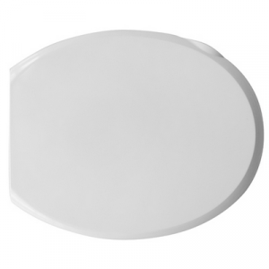 SEDILE WC UNIVERSALE TECNOPLAST ATLANTICO CERNIERE PVC                 Bianco