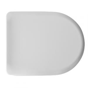 SEDILE WC TERMOINDURENTE MOD. D061                                     Bianco