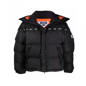 313 Puff Jacket Black