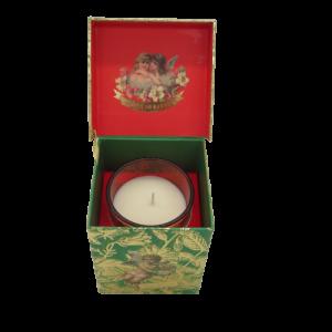 EDG candela profumata musiche di Natale 40 ore