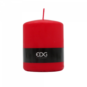 EDG candela moccolo rosso 7cm 18 ore