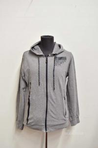 Sweatshirt Woman Grey Freddie Size 48