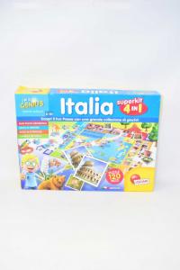 Italia Super Kit 4in1 Lisciani