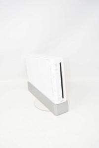 Wii Bianca (no Joystick) Con Cavi