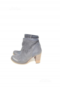 Ankle Boots Woman Black N°