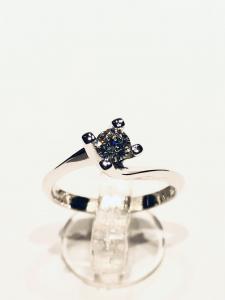 Anello Valentino Diamante 0.30 ct