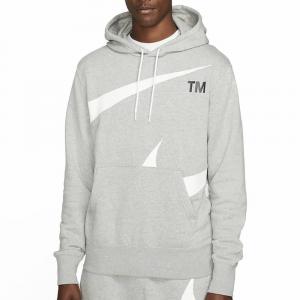 Nike Felpa Con Cappuccio Swoosh