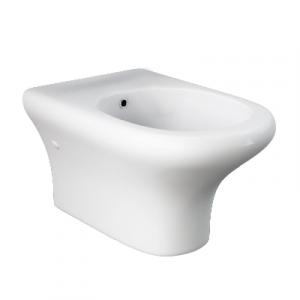 BIDET SOSPESO COMPACT                                                  Erogazione rubinetto
