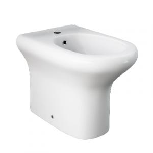 BIDET FILO MURO COMPACT                                                Erogazione rubinetto