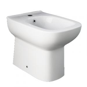 BIDET ORIGIN FILO MURO  Erogazione rubinetto