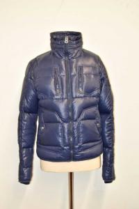Vest Man Diesel Color Blue Size M Original -