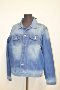 Jacket Man In Jeans Livergy Size 56