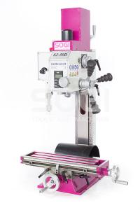 Fresatrice trapano SOGI S2-50D fresa da banco per metalli