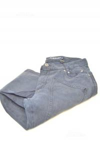 Trousers Man Jeckerson Black Size 28