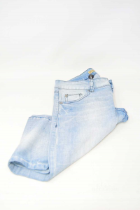 Jeans Woman Guess Mod.beverly Skinny Size 26