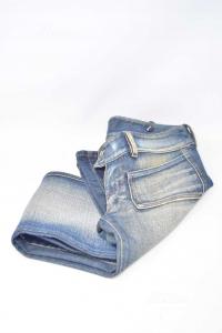 Jeans Woman Diesel Industry Size 27