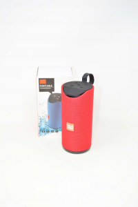 Cassa Wireless Portable TG113 NUOVA Colore Rosso