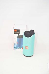 Cassa Wireless Portable TG113 NUOVA Colore Azzurro Acqua